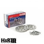 H&R Ford Fiesta MK7 ST180/ST200 1.6 Turbo EcoBoost (2012-) DRS Series® Wheel Spacers Including Extended Studs - 15mm - 30346331
