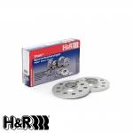 H&R Skoda Octavia 1Z vRS (2005-2012) DR Series® Wheel Spacers Including Extended Bolts - 08mm - 1655571