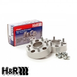 H&R Vauxhall Astra J Excluding GTC (2009-2015) DRM Series® Bolt On Wheel Spacers - 20mm - 40365566
