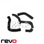 Revo Ford Focus MK3 RS 2.3 Turbo EcoBoost (2016-) Intercooler Pipe Upgrade Kit - RF011M100400