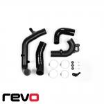 Revo Volkswagen Golf MK7 R 2.0 TSI (2014-) Intercooler Pipe Upgrade Kit - RV581M900101