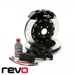 Revo Skoda Octavia 1Z vRS 2.0 TDI (2004-2013) Mono 6 Big Brake Kit - 355 x 32mm - RV501B100800