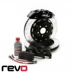 Revo Audi S3 8V 2.0 TFSI Quattro (2012-) Mono 6 Big Brake Kit - 355 x 32mm - RV581B101100