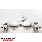 Remus Audi RS3 8V Sportback 2.5 TFSI Quattro (2015-) Secondary Cat Back Exhaust System (Resonated) - 047015 1500 2