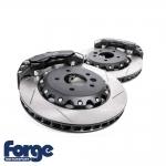 "Forge Motorsport Audi S1 8X 2.0 TFSI Quattro (2014-) 356mm 6 Pot Front Brake Kit (18"" Or Larger Wheels) - FMBKS1"