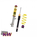 KW Audi A1 8X Hatchback (08/2010-) Variant 1 Coilover Suspension Kit - 10281016