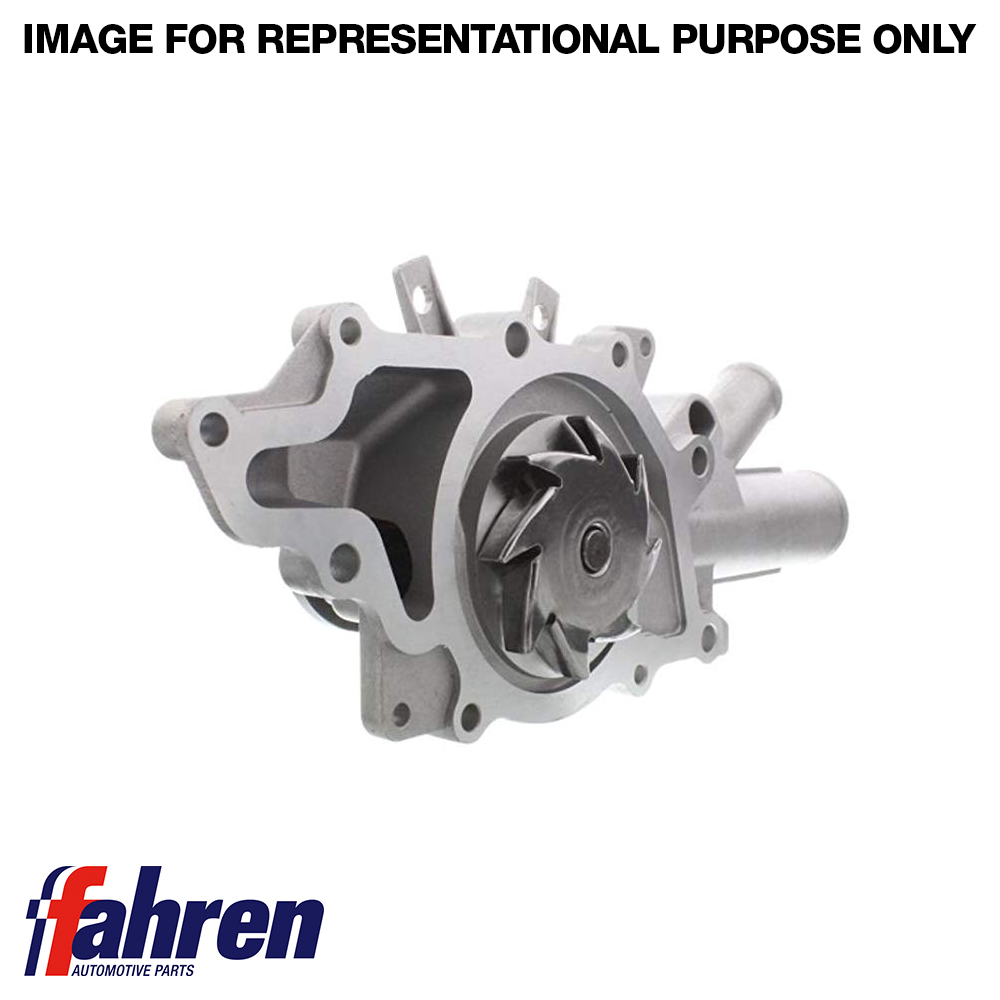 Image Is Loading Fahren Fac Water Pump With Gasket Ford Ka